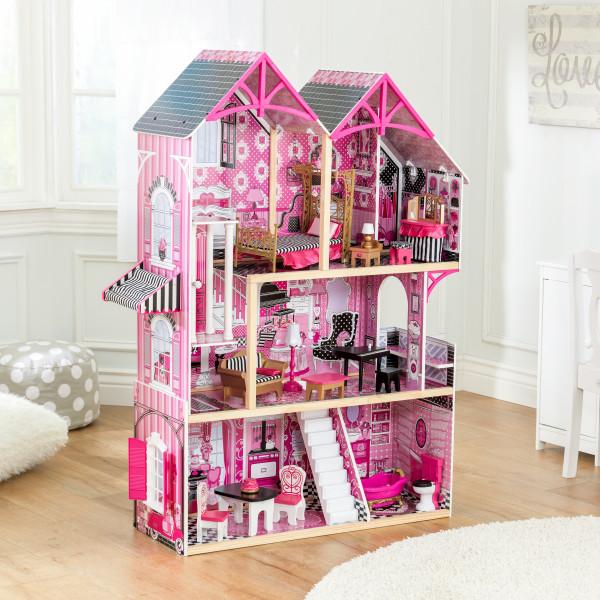 kidkraft casa de muñecas bella 65944 width=