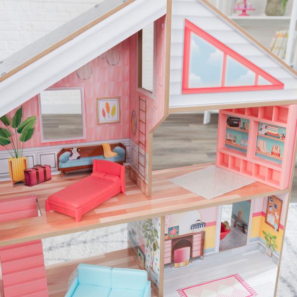 kidkraft casa de muñecas Charlie 10064 - atico