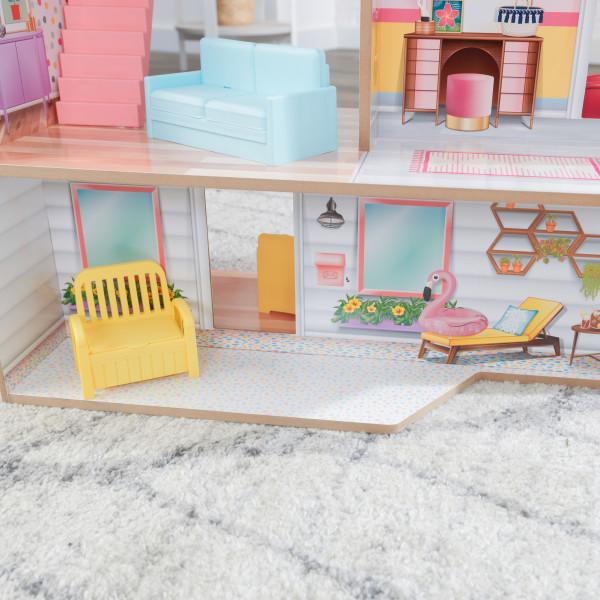kidkraft casa de muñecas Charlie 10064 - porche