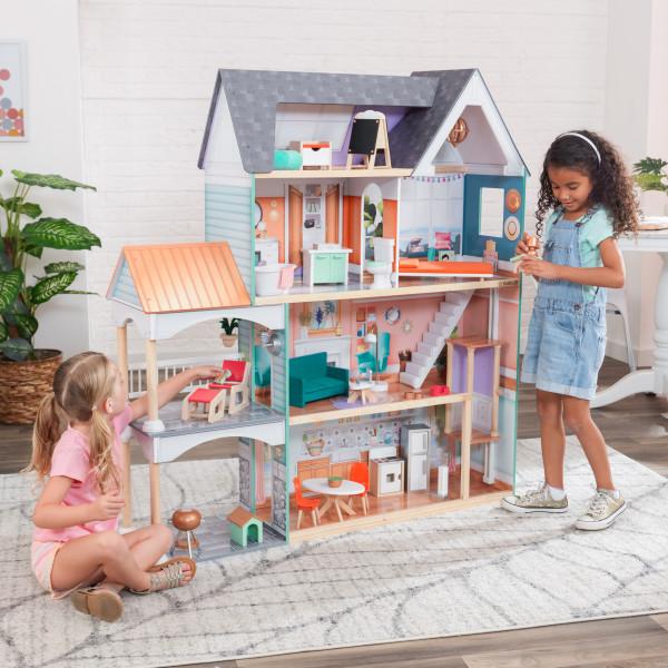kidkraft casa de muñecas Dahlia 65987