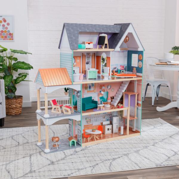 kidkraft casa de muñecas Dahlia 65987 - Vista casa