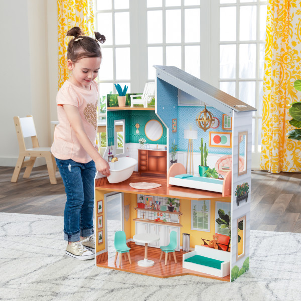 kidkraft casa de muñecas Emily 65988