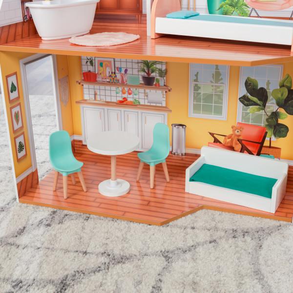 kidkraft casa de muñecas Emily 65988 - sala de estar