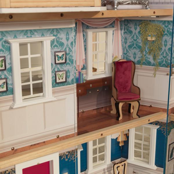Detalle precioso sillón de kidkraft casa gran aniversario 65947 width=
