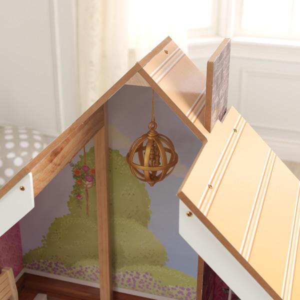 Detalle lámpara de la Kidkraft Casa Juliette 65969 width=