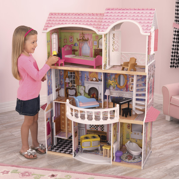Kidkraft mansion magnolia 65907