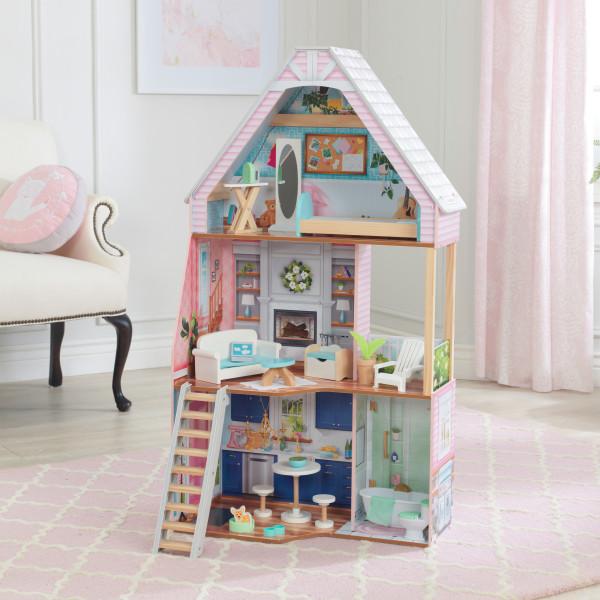 kidkraft casa de muñecas Matilda 65983 - vista casita