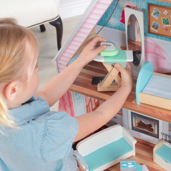 kidkraft casa de muñecas Matilda 65983 - plancha