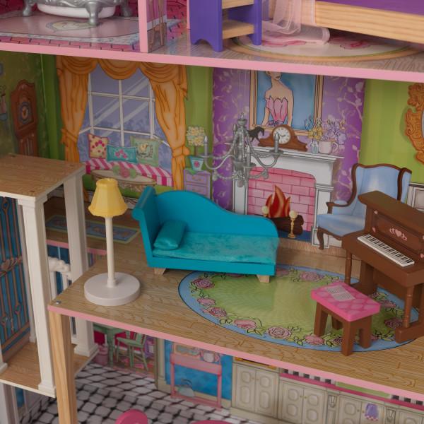 kidkraft casa de muñecas Veronica 65968 - sala de estar