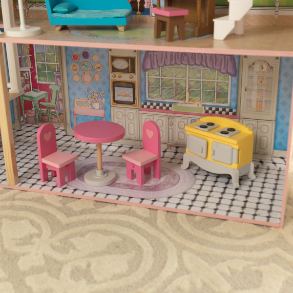 kidkraft casa de muñecas Veronica 65968 - cocina