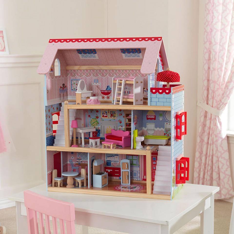 Kidkraft casa de muñEcas Chelsea 65054