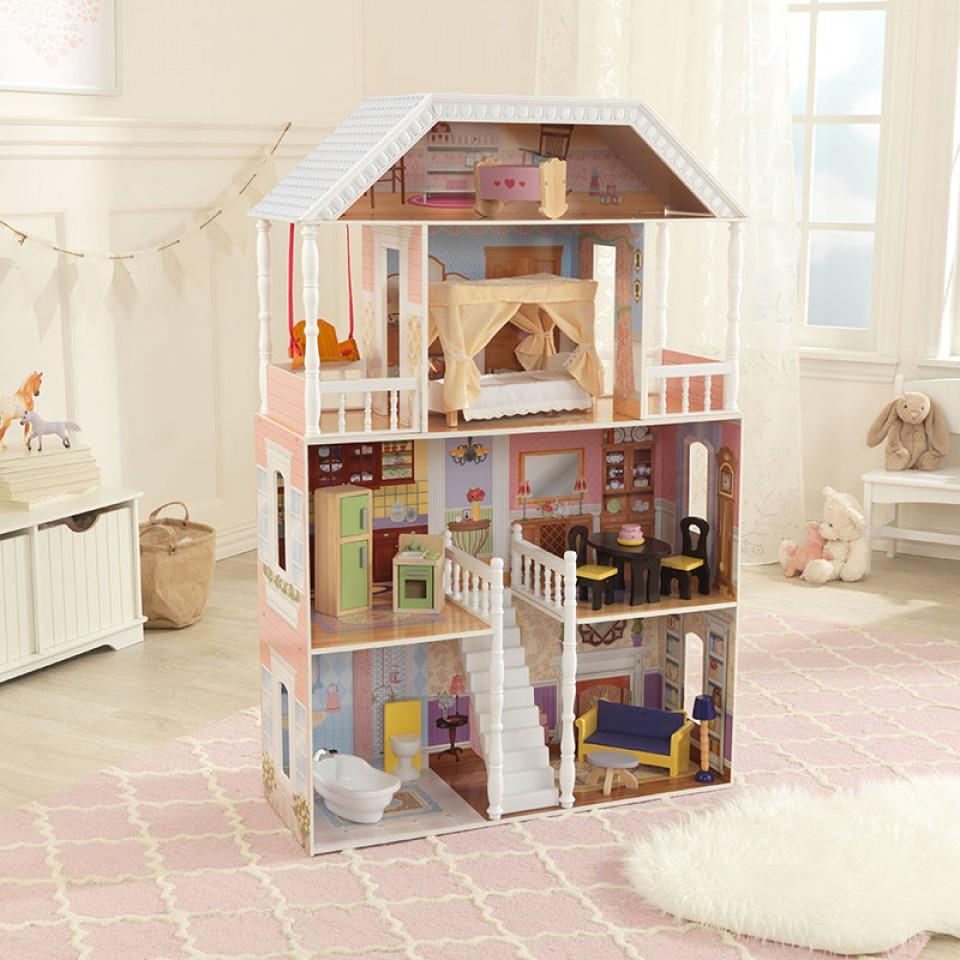 kidkraft casa de muñecas savannah 65023 width=