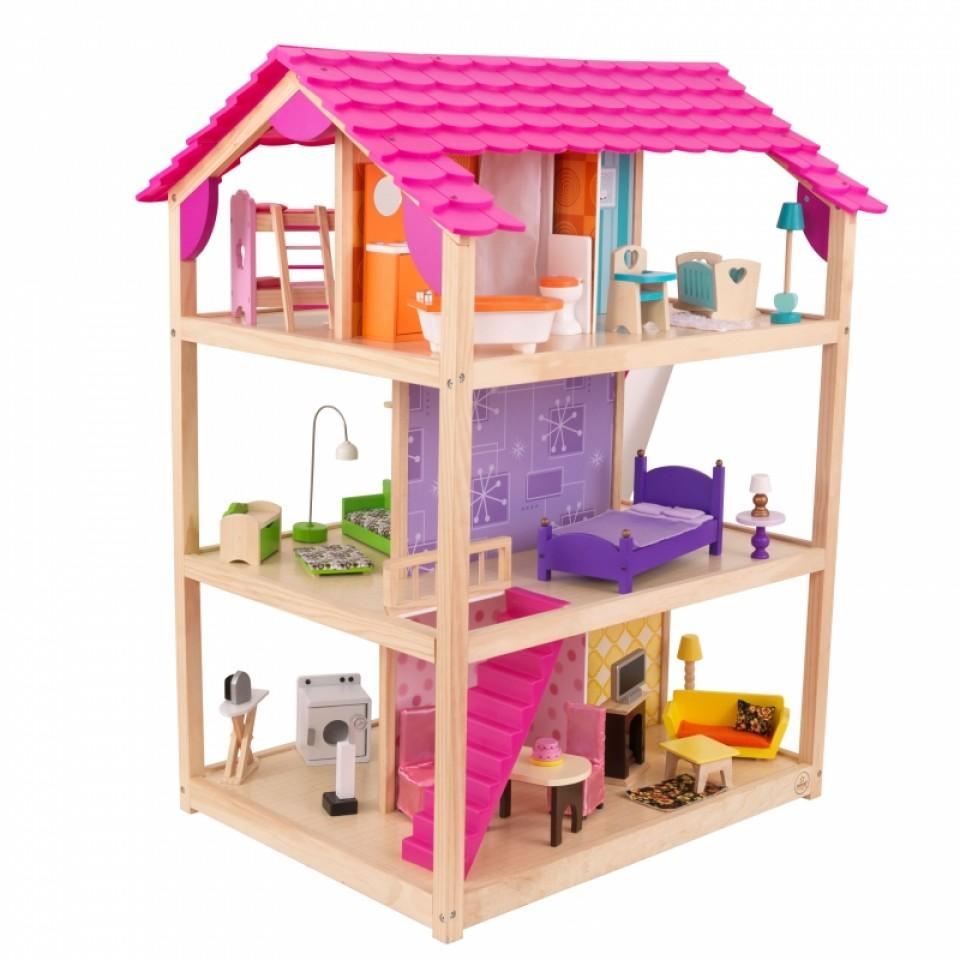 kidkraft casa de muñecas so chic 65078 width=