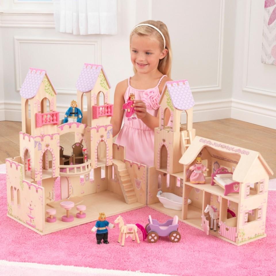 Kidkraft castillo de princesas 65259 width=