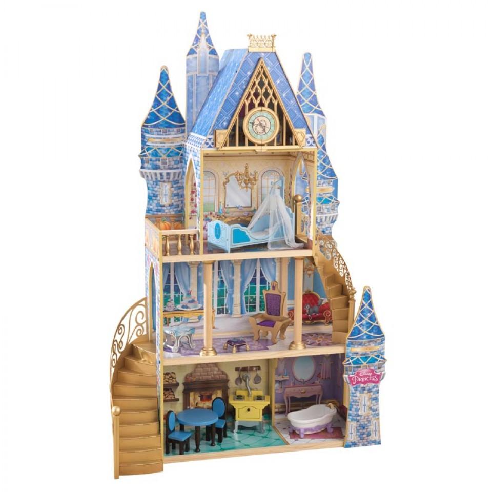 Preciosa imagen de kidkraft castillo real de cenicienta 65400 width=