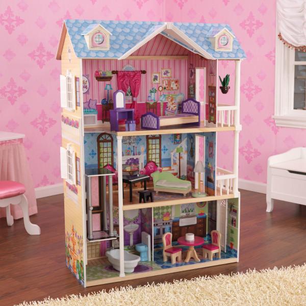 kidkraft casa de muñecas My Dreamy 65823 - vista casita
