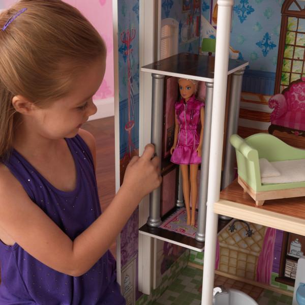 kidkraft casa de muñecas My Dreamy 65823 - ascensor