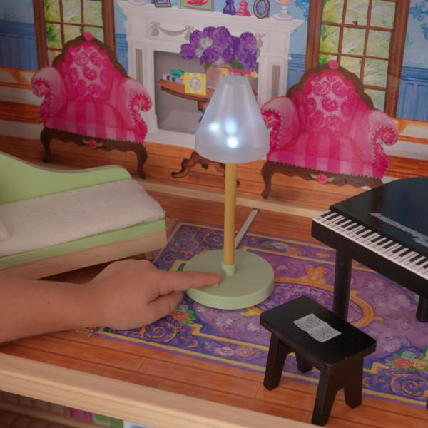 kidkraft casa de muñecas My Dreamy 65823 - lampara