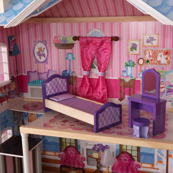 kidkraft casa de muñecas My Dreamy 65823 - habitacion