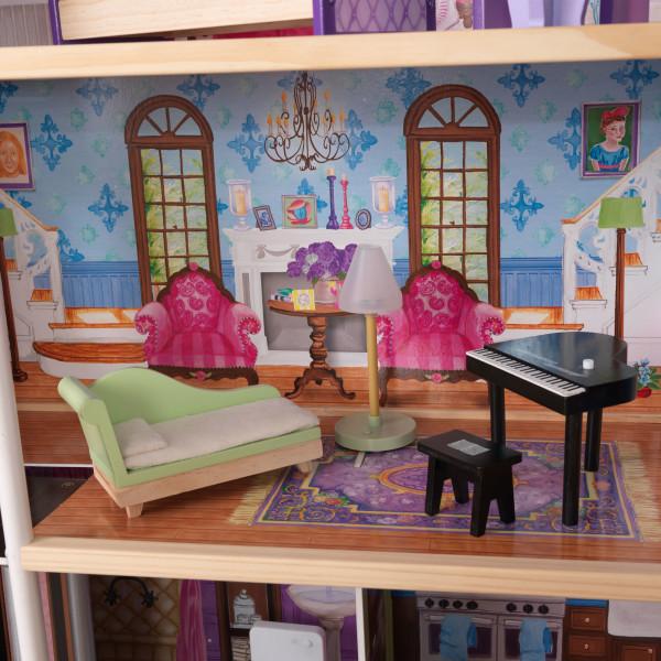 kidkraft casa de muñecas My Dreamy 65823 - sala de estar