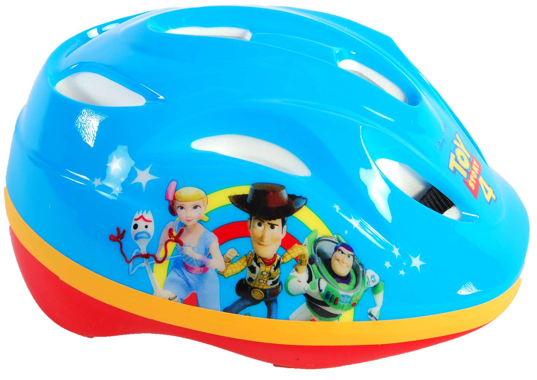 casco toy story 4 bicicleta