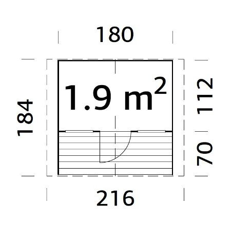 CASITA FELIX MEDIDAS width=