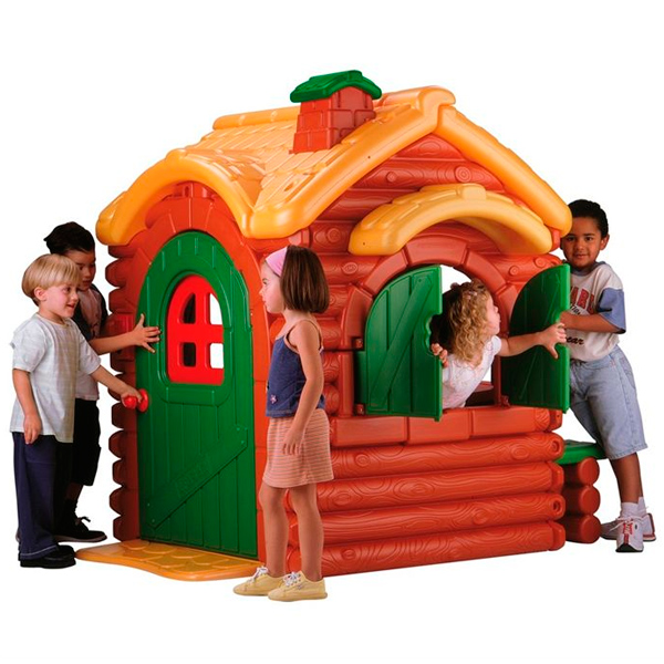 Casita infantil woodland cottage inforchess for Casita infantil jardin segunda mano