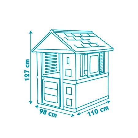 PRETTY HOUSE SMOBY 3 width=