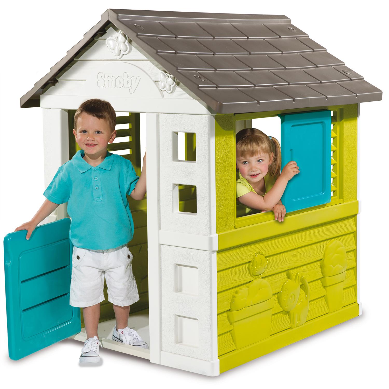 casita de jardin para niños