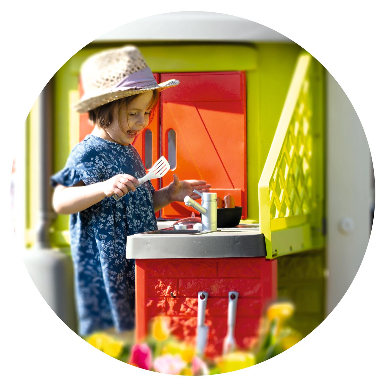 accesorios para casitas infantiles