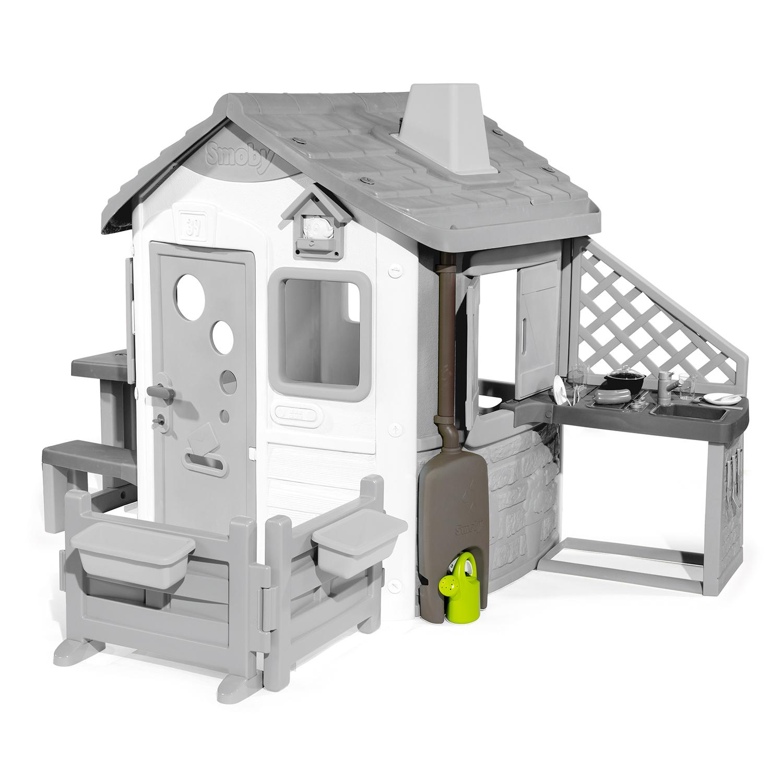 chimenea para casita infantil