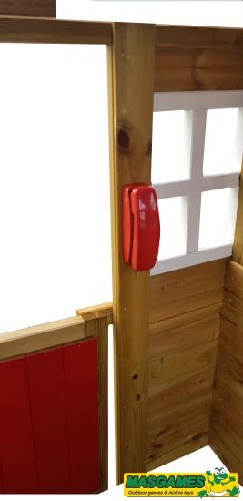 Casa Fresita Deluxe XL - vista telefono interior