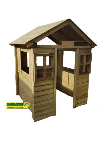 Casa de madera School