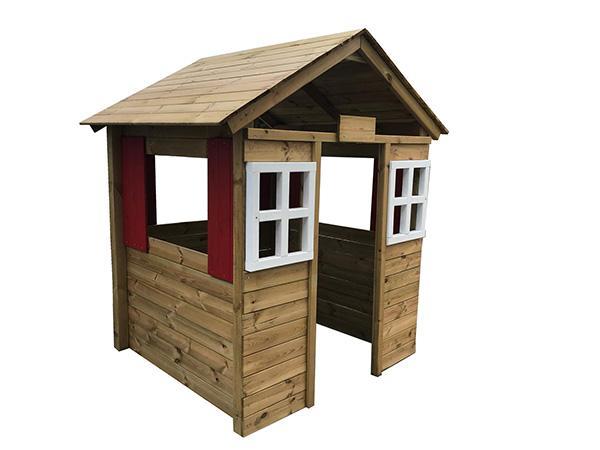 Casa de madera School Paint