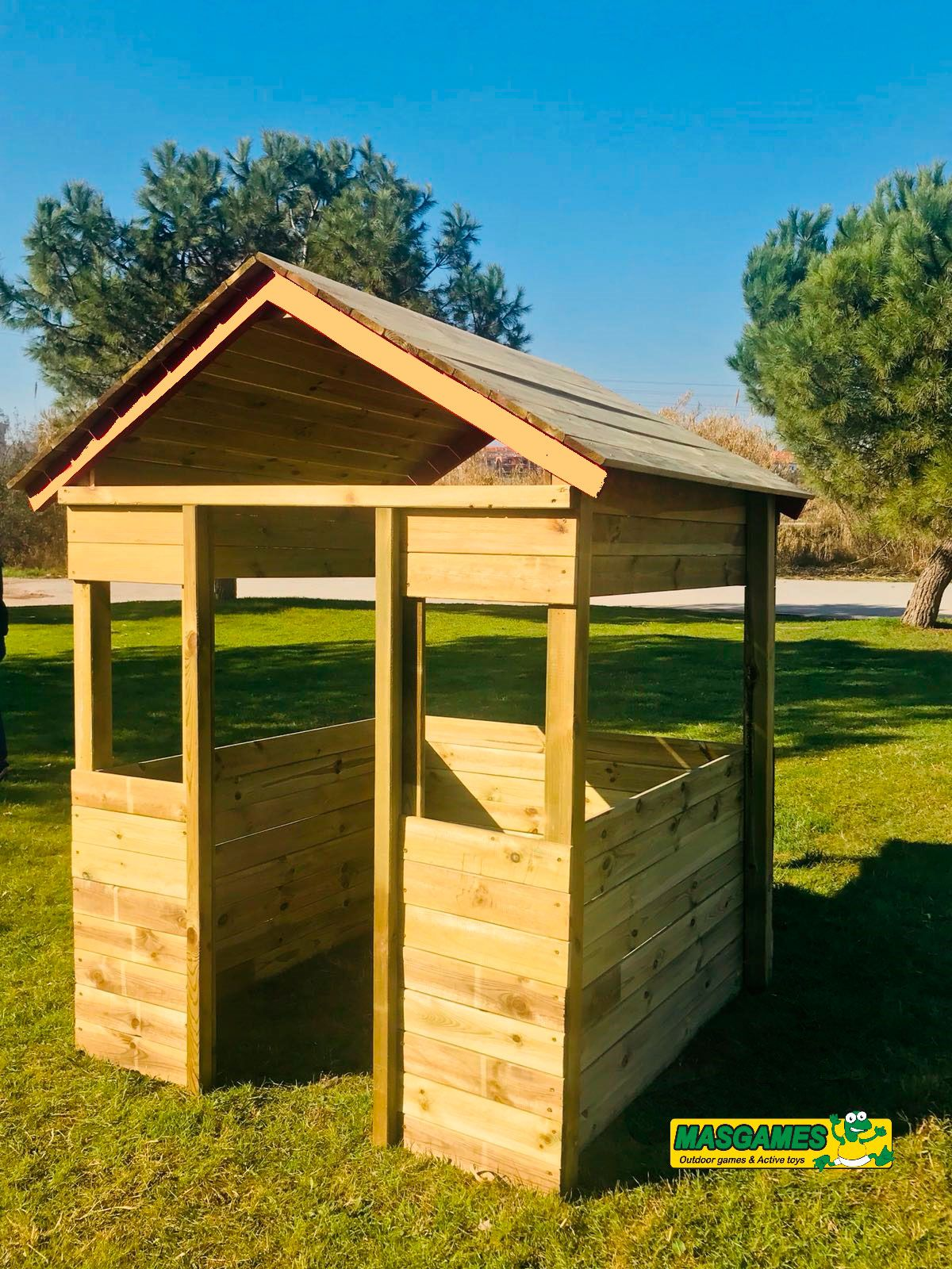 Casitas infantiles de madera para jardin inforchess for Casitas de madera para jardin para ninos