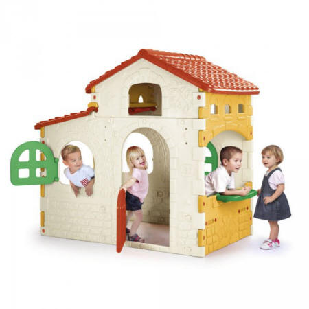 casita infantil de plastico para jardin modelo sweet house comprar