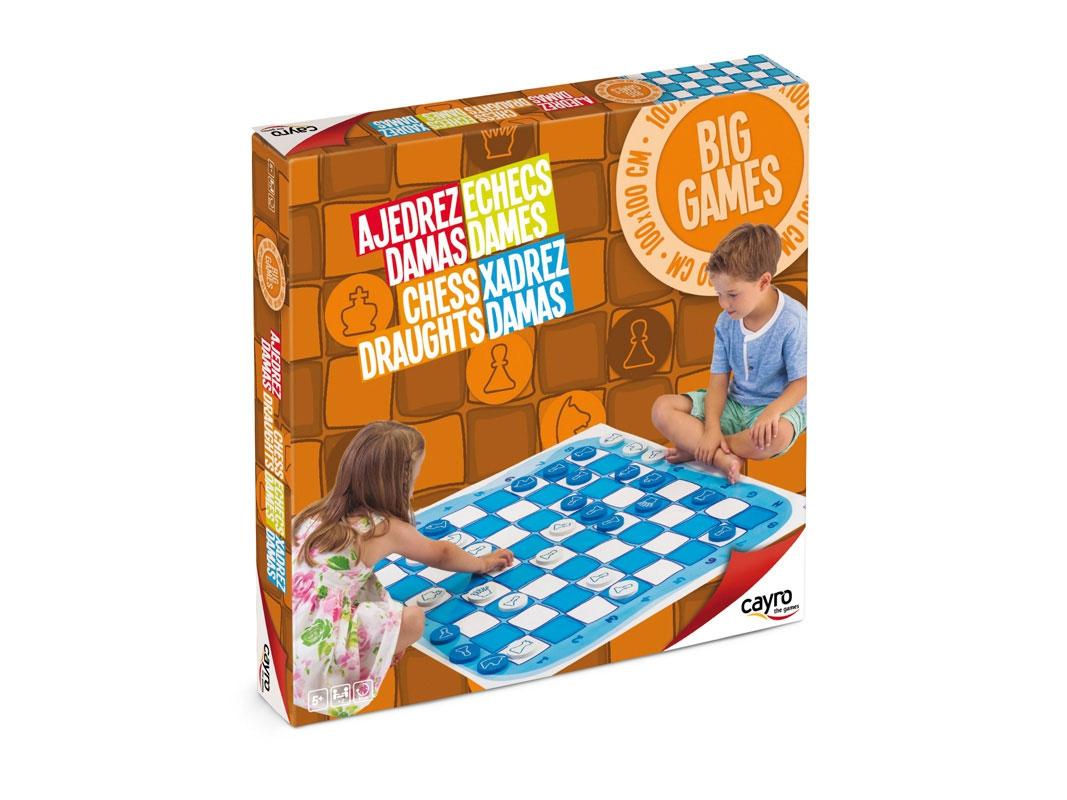 Juegos infantiles para jugar en el jardin inforchess for Ajedrez gigante jardin