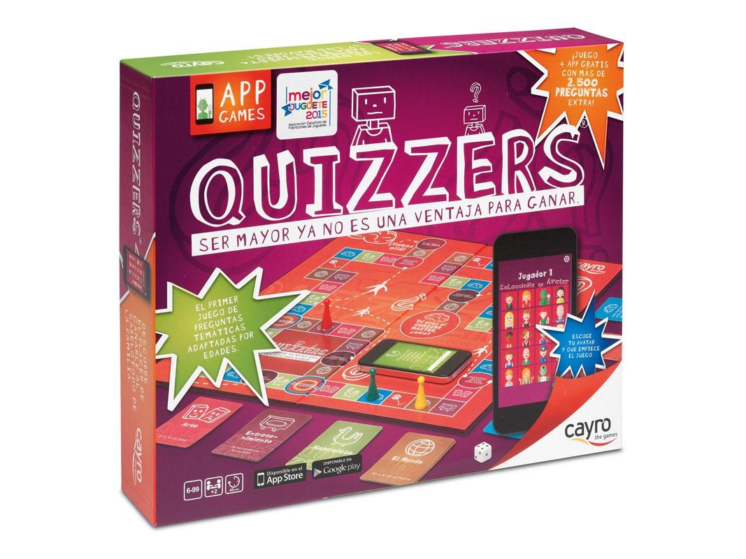 QUIZZERS - JUEGO DE PREGUNTAS 2 width=