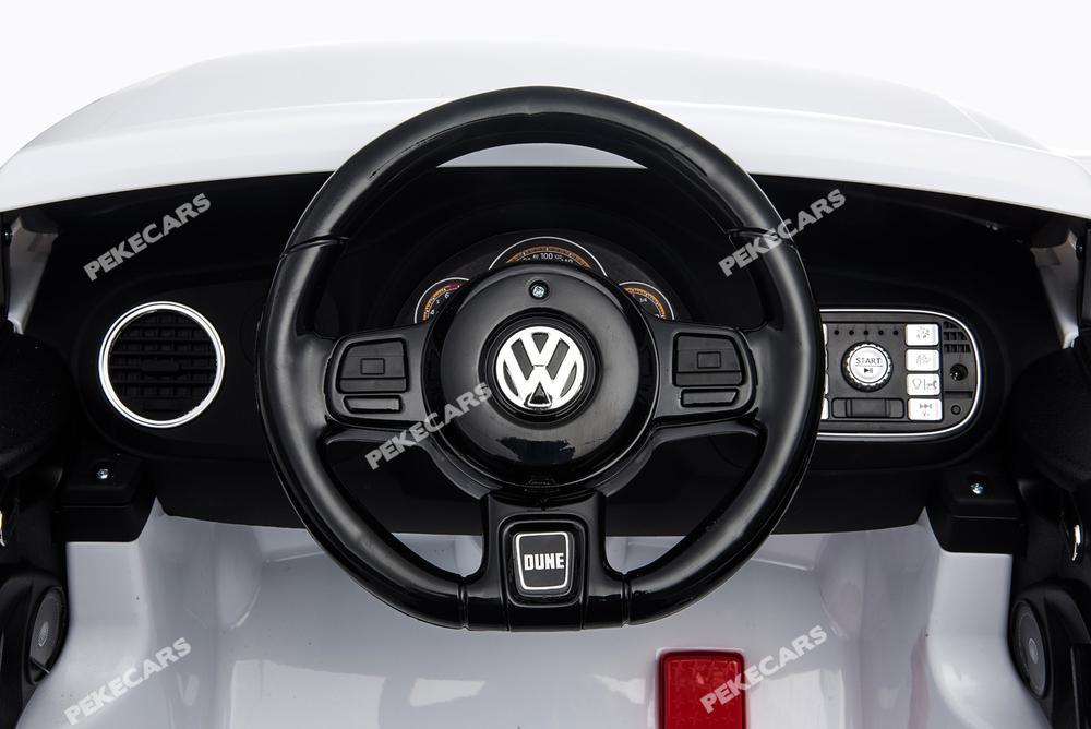 Volante Beatle Dune Volkswagen infantil 12V width=