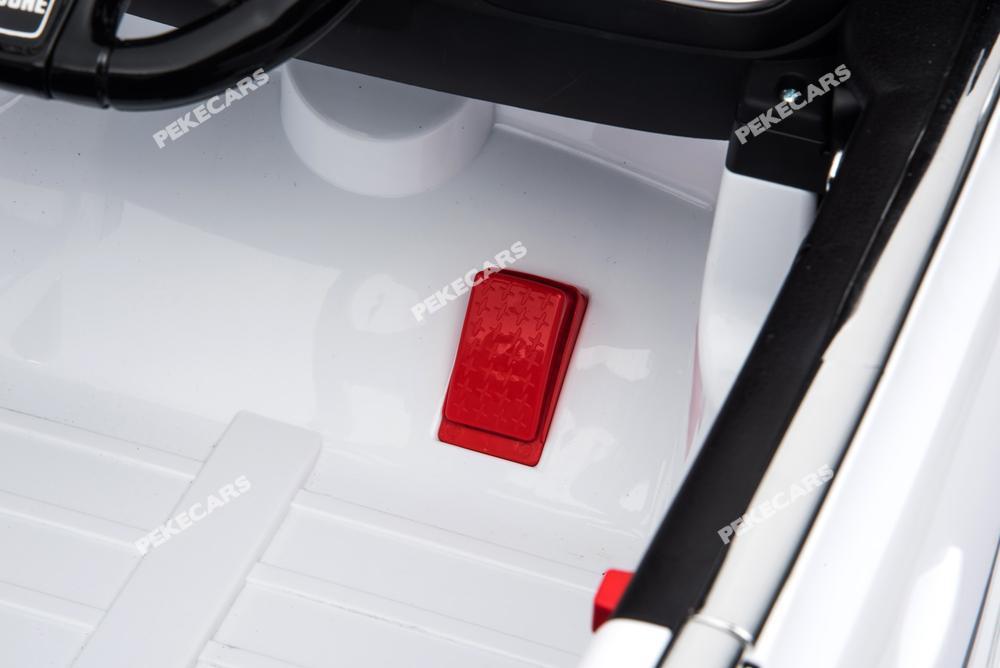 Pedal Aceleracion Freno Beatle Dune Volkswagen infantil 12V
