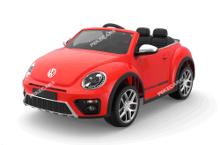 Coche electrico ninos Beetle dune infantil Volkswagen 12V white