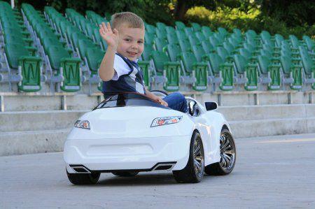 coches de niños de bateria