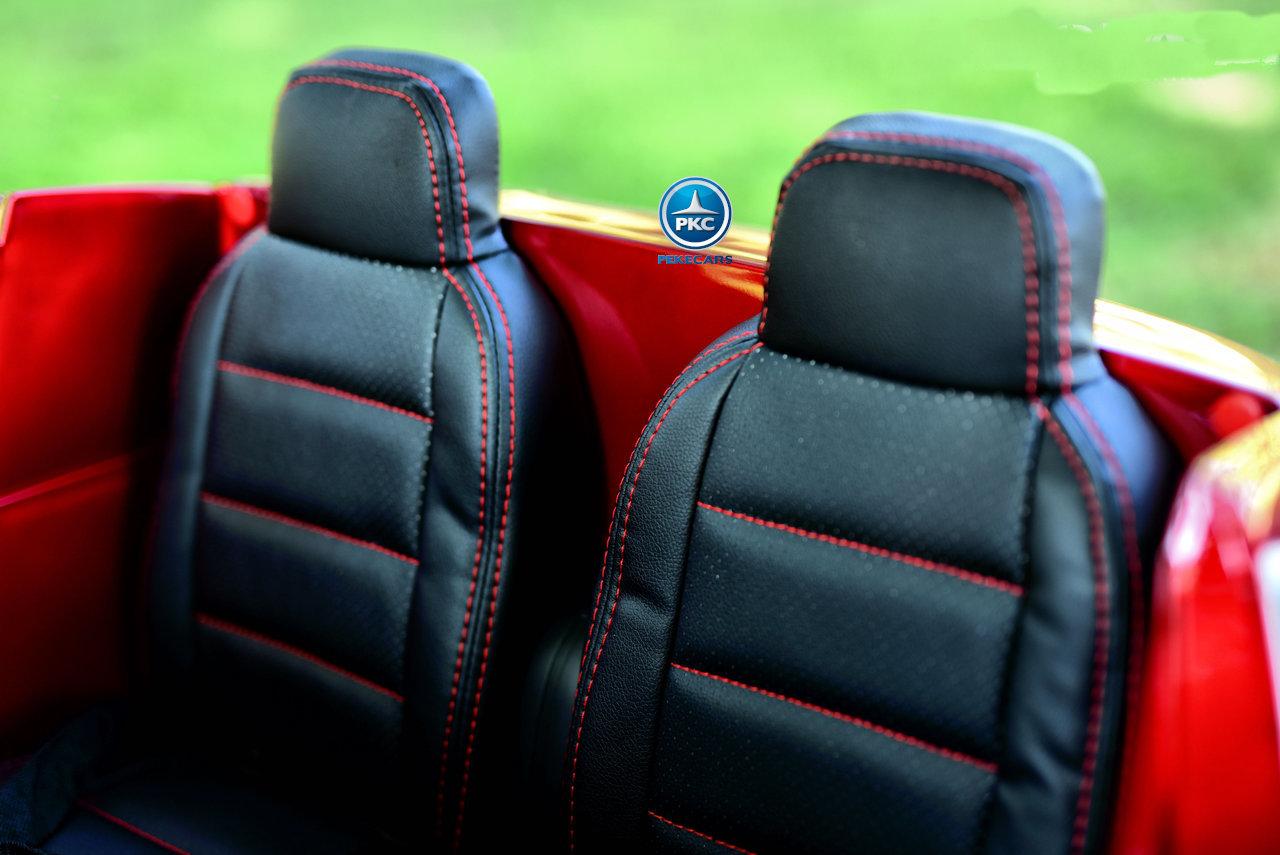 Audi Q5 2 plazas Rojo metalizado