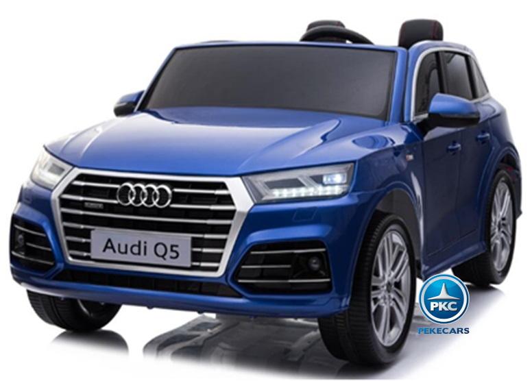 Audi Q5 2 plazas azul metalizado
