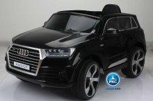 Coche electrico para niños Audi Q7 S-Line Negro vista principal