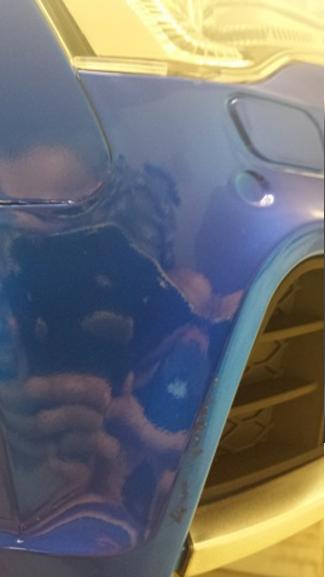 Inforchess - Coche electrico para niños Audi Rs5 Azul desperfecto