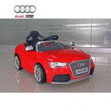 Coche electrico para niños Audi Rs5 Rojo