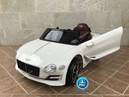 Bentley EXP 12V Blanco