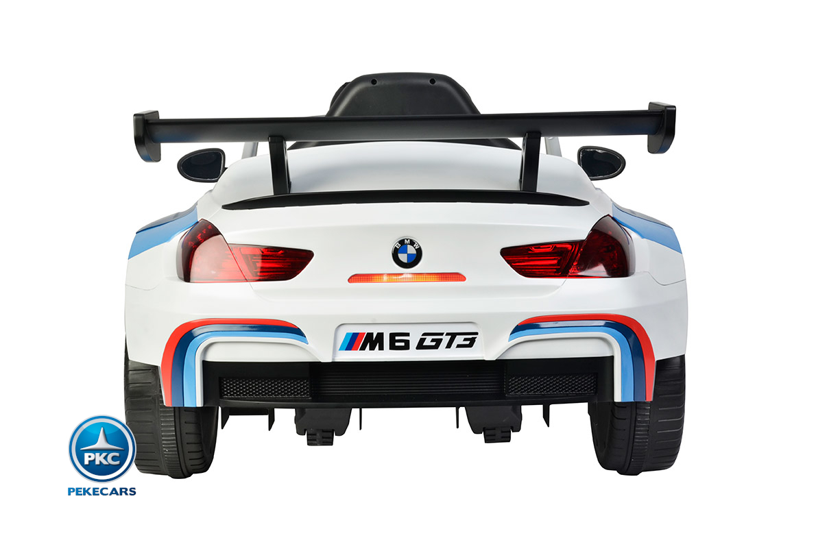 BMW M6 GT3 Blanco