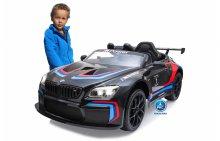 BMW M6 GT3 Negro